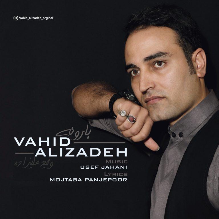 Vahid Alizadeh - Barooneh Music   آهنگ وحید علیزاده - بارونه