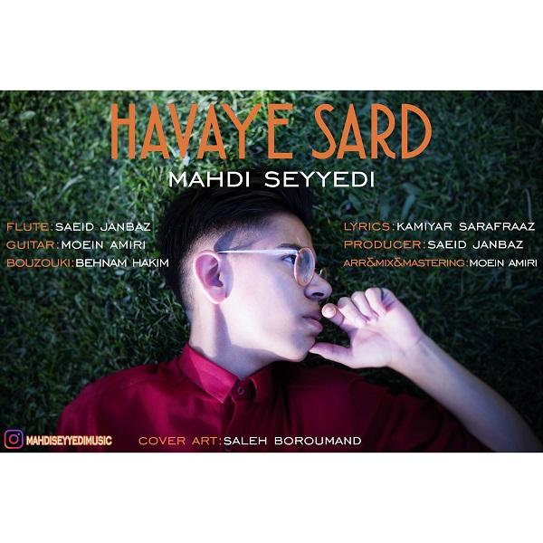 Mahdi Seyyedi - Havaye Sard Music   آهنگ مهدی سیدی - هوای سرد