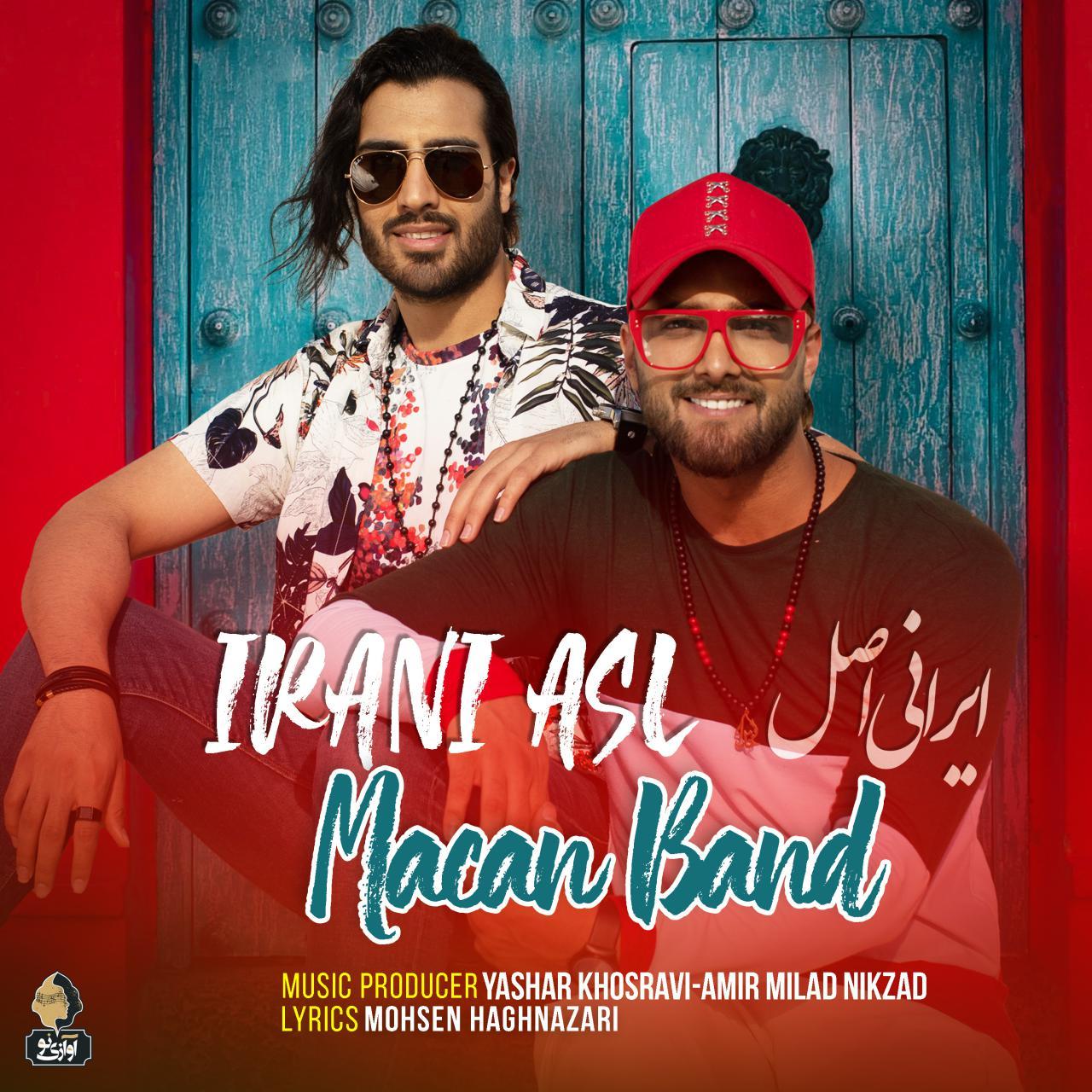Macan Band – Irani Asl