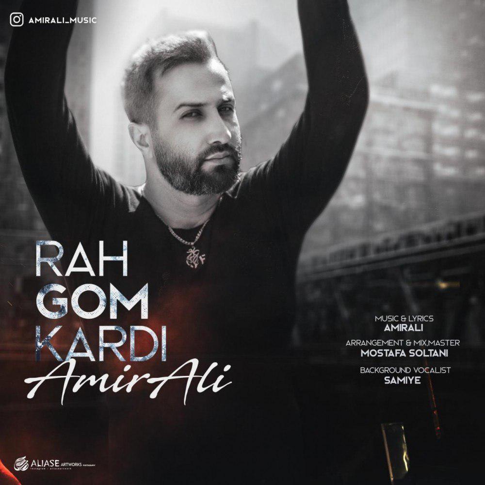 Amir Ali – Rah Gom Kardi