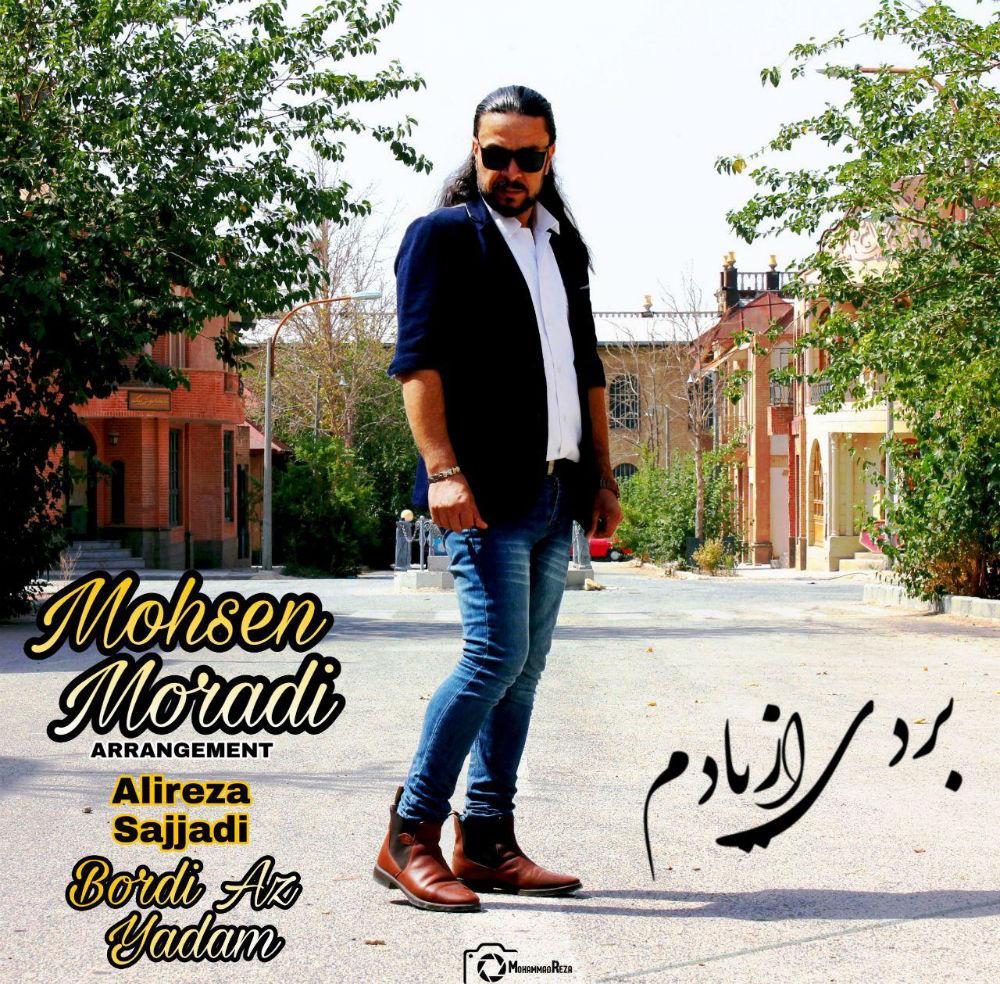 Mohsen Moradi – Bordi Az Yadam