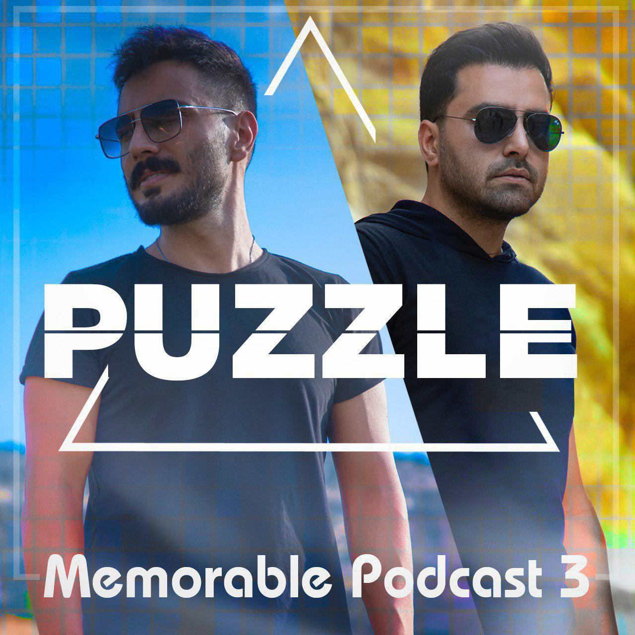 Puzzle Band – Memorable Podcast 3