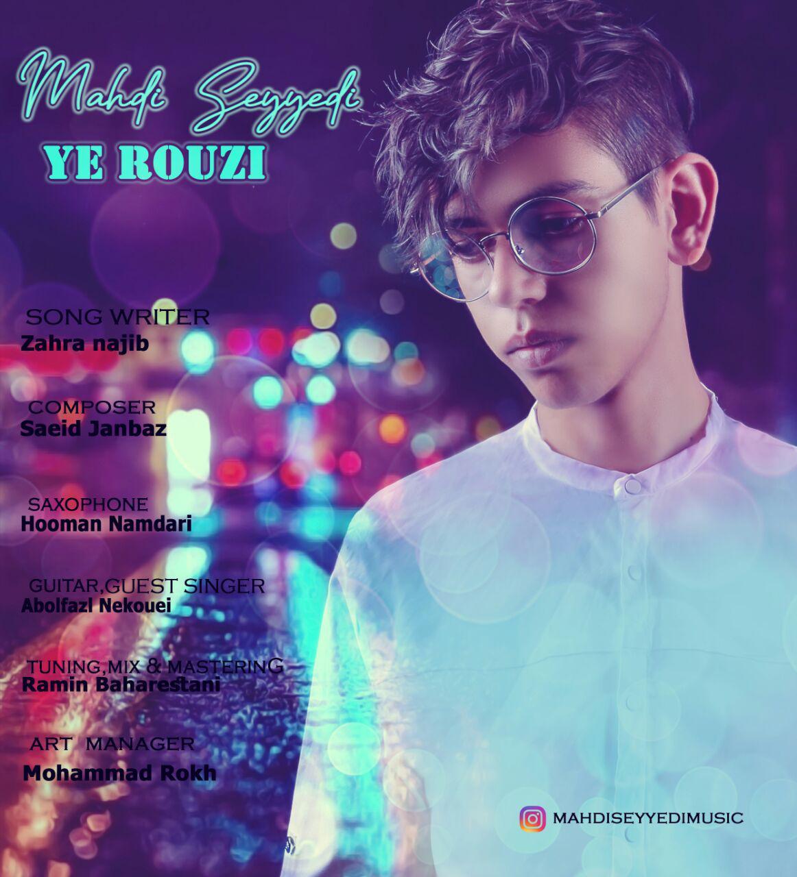 Mahdi Seyyedi – Ye Roozi