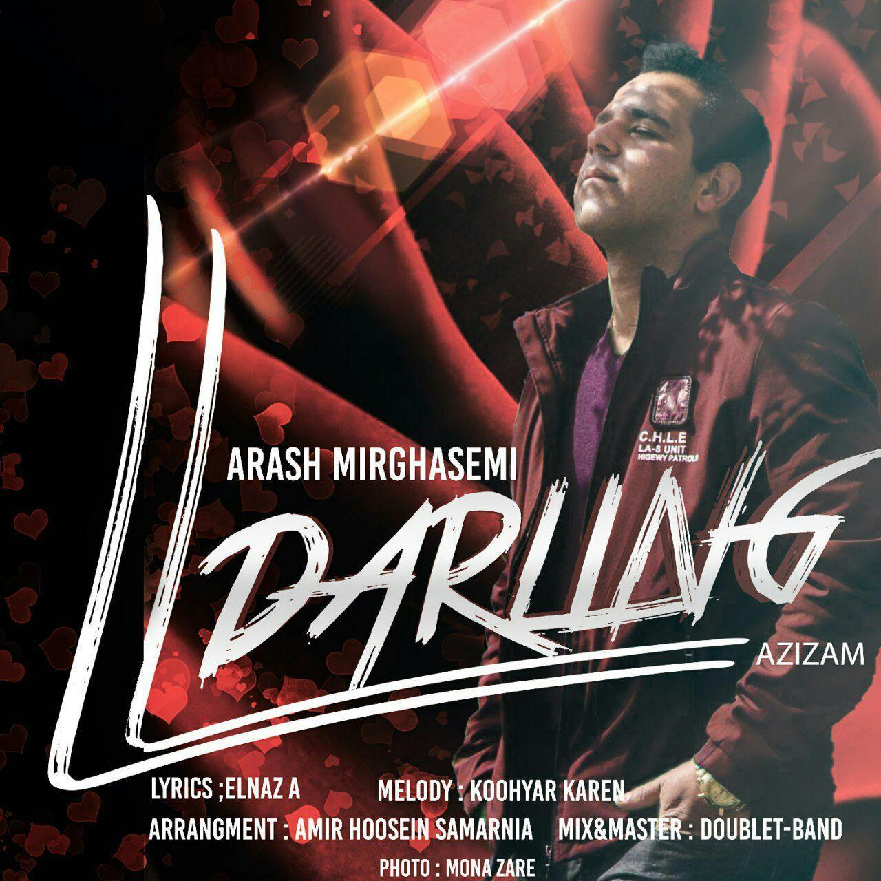 Arash Mirghasemi – Azizam