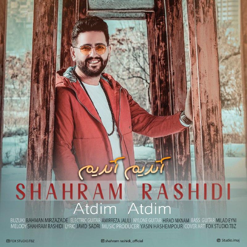 Shahram Rashidi – Atdim Atdim