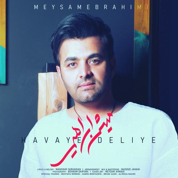 Meysam Ebrahimi - Havaye Deliye - دانلود آهنگ میثم ابراهیمی به نام هوای دلیه