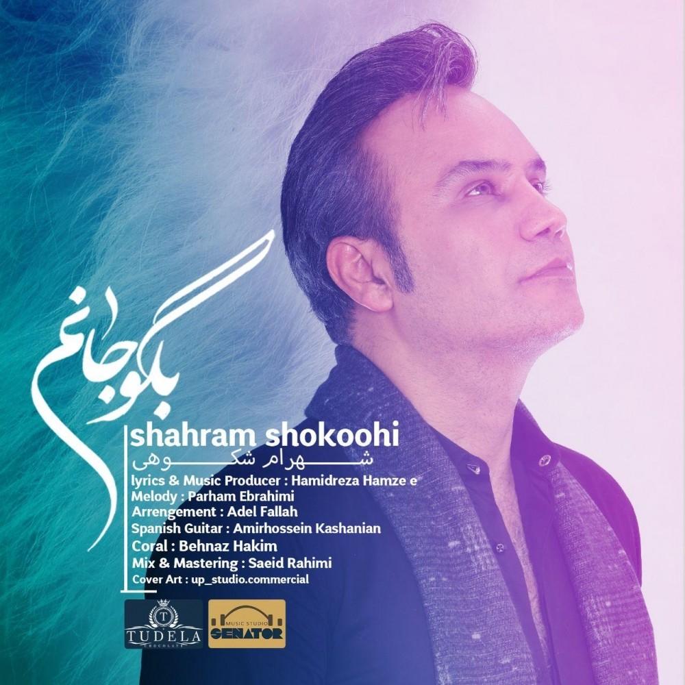 Shahram Shokoohi - Begoo Janam - دانلود آهنگ شهرام شکوهی به نام بگو جانم