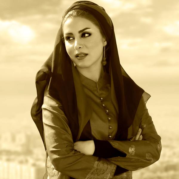 Mahdieh Mohammadkhani - Atashe Del - دانلود آهنگ مهدیه محمد خانی به نام آتش دل