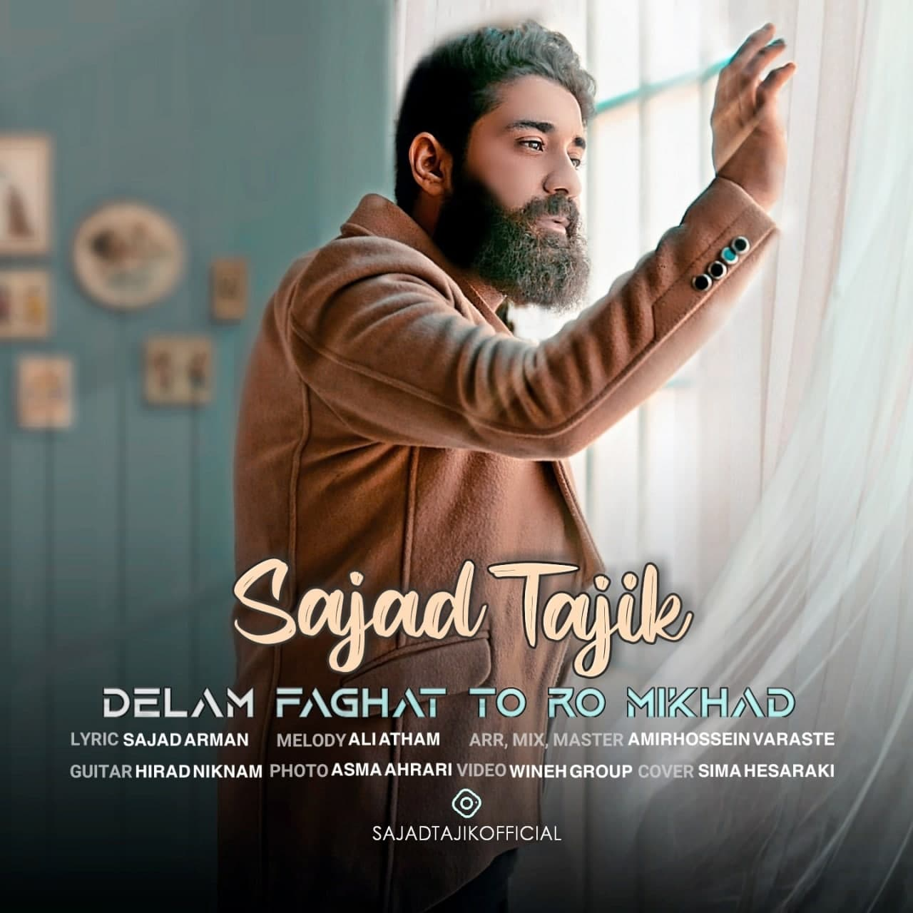 Sajad Tajik – Delam Faghat To Ro Mikhad