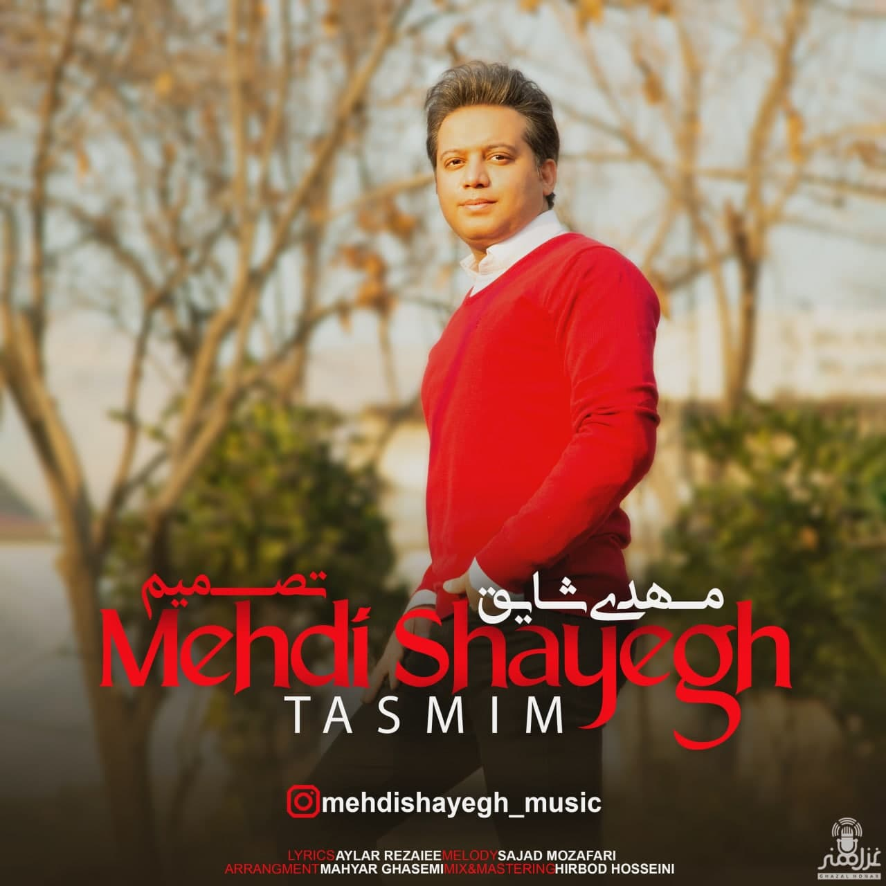 Mehdi Shayegh – Tasmim