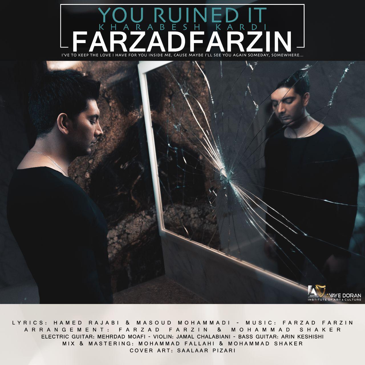 Farzad Farzin – Kharabesh Kardi