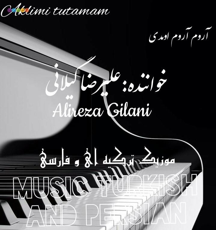 Alireza Gilani – Aroom Aroom Omadi