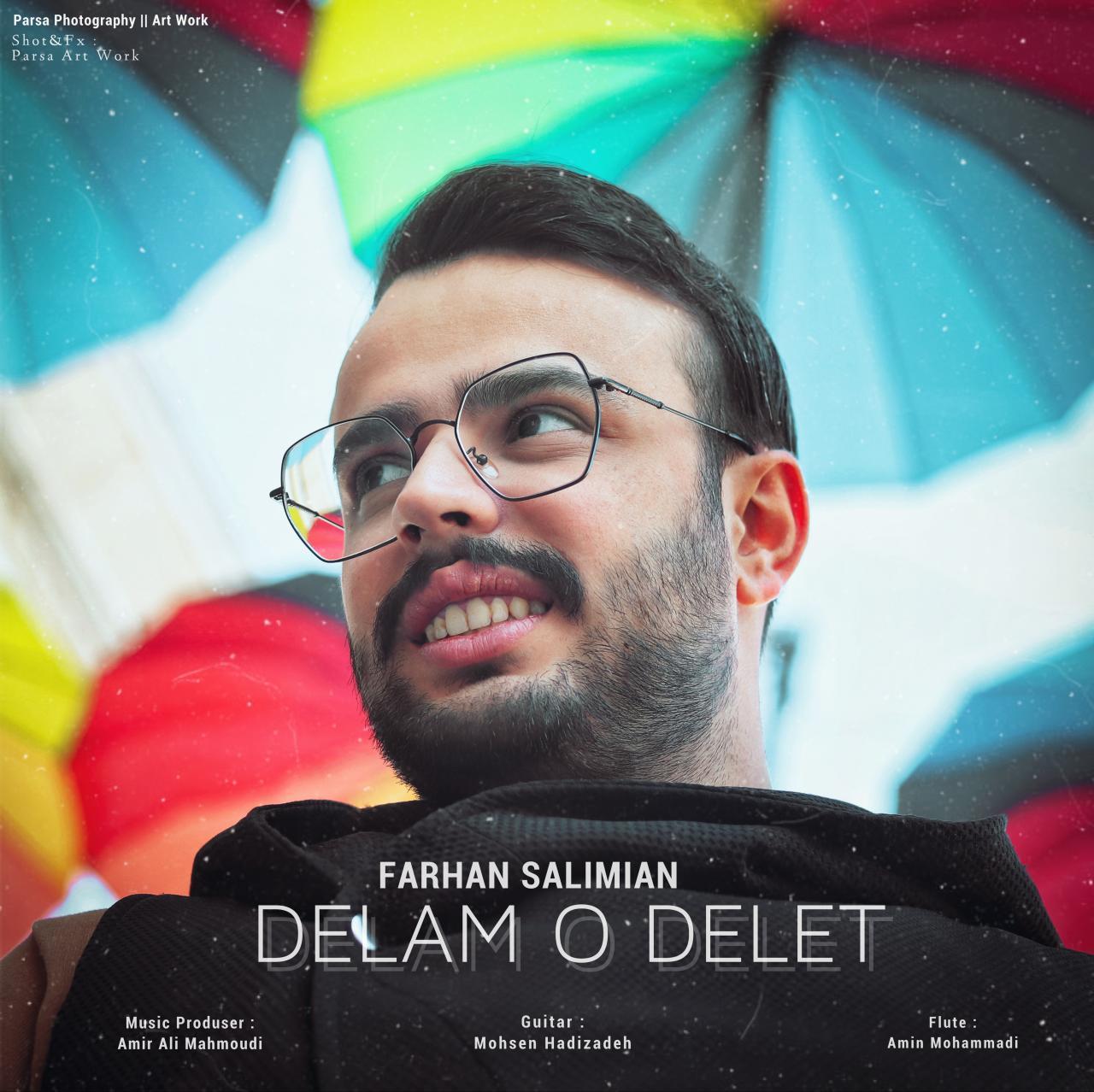 Farhan Salimian – Delam o Delet