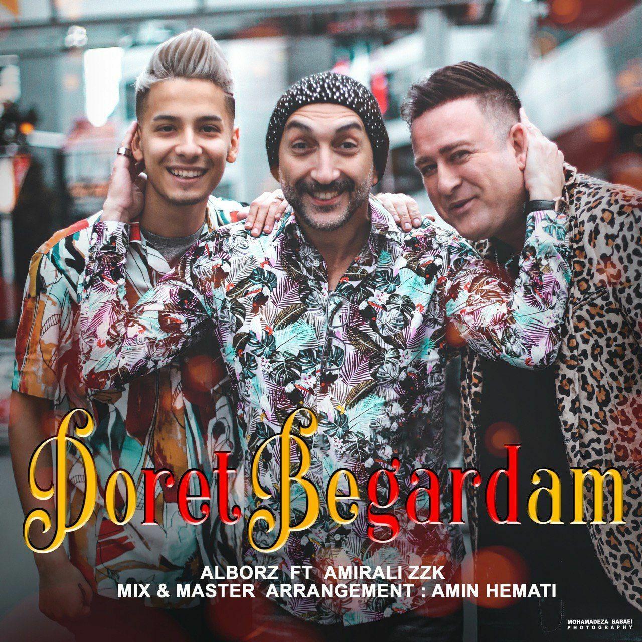 Al8orz & Amirali ZZK – Doret Begardam